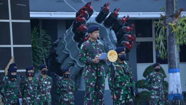 Nelayan Lihat Kapal Perang China, TNI AL Siagakan 4 Kapal Perang RI di Natuna