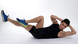 Cara Ampuh Membentuk Otot Perut Bagian Bawah Dengan Cepat
