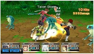 Tales Of The World: Radiant Mythology PPSSPP PSP 3