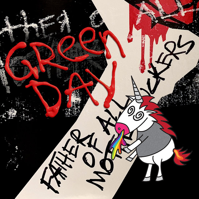 "Green Day lança novo single ""Father Of All..."" e anuncia álbum para 2020"