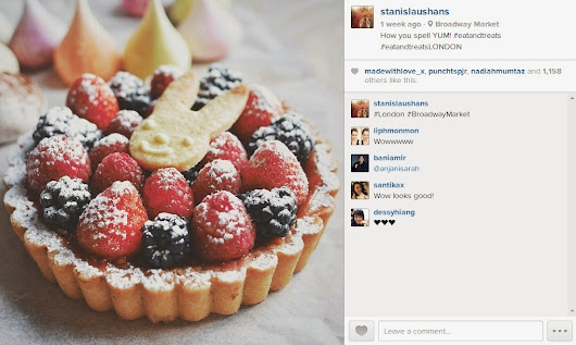 EATANDTREATS Guide: How To Get More Likes and Followers on Instagram!