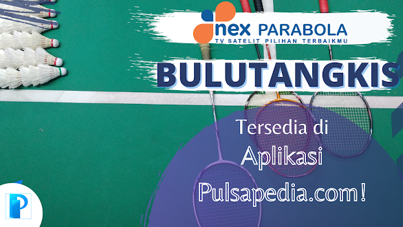 Paket Nonton Sudirman Cup 2021