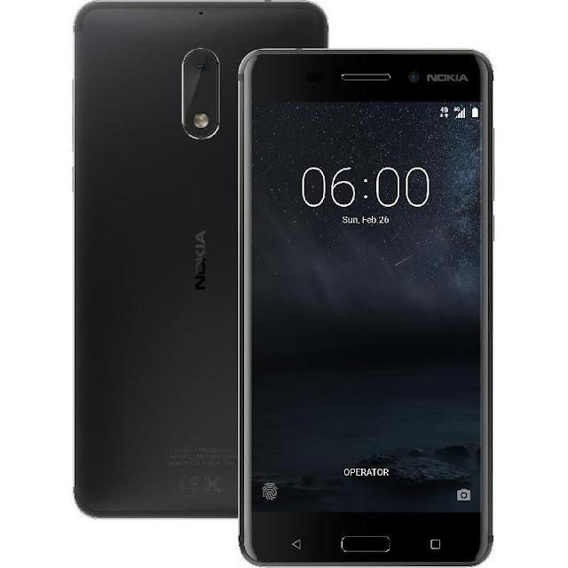 سعر جوال نوكيا Nokia 6 فى عروض الجوالات مكتبة جرير
