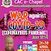 War Against COVID-19 [Coronavirus Pandemic]