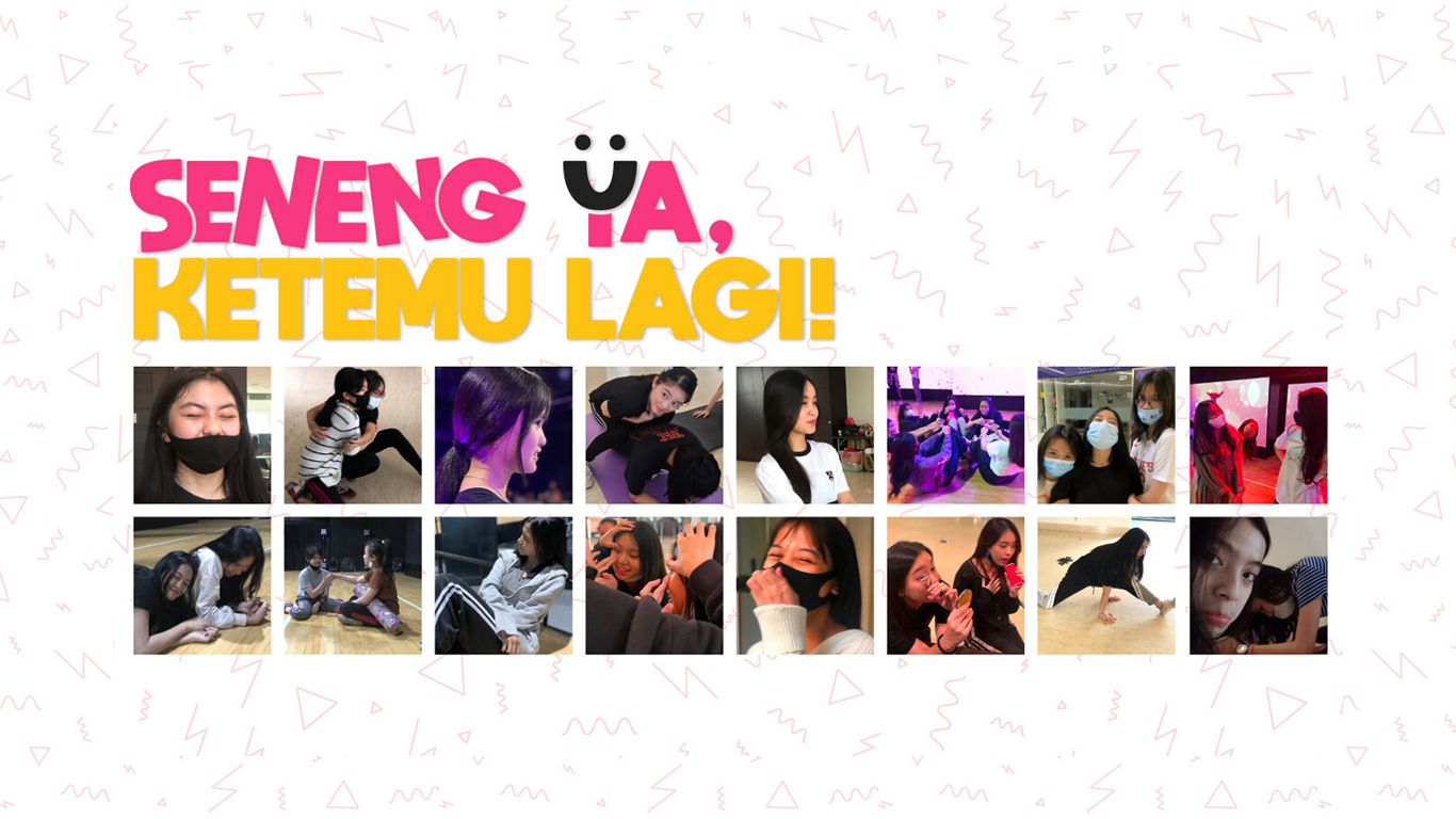 JKT48 Digital Photobook Seneng Ya Ketemu Lagi!