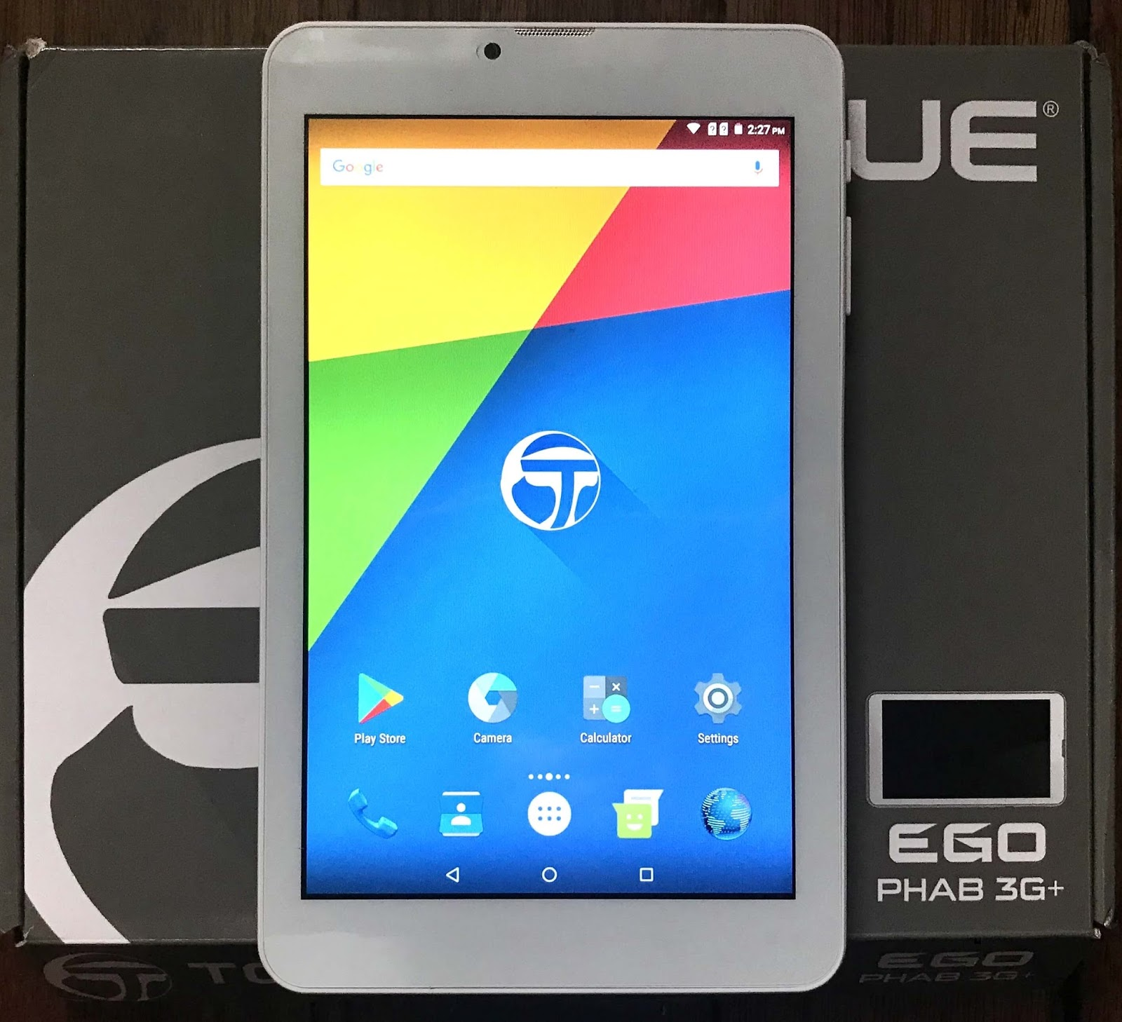 Torque EGO Phab 3G+ Review; Wise Choice for a Budget User
