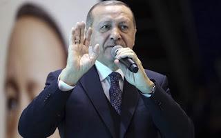 Πέρα από τα όρια της παράνοιας ο Ερντογάν απειλεί την Συρία!