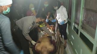 Seorang Pria ditemukan Tewas di Sungai Lotak Kejobong