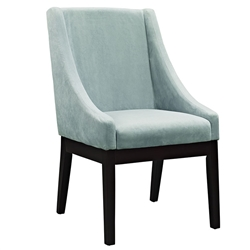 Coastal Blue Armchair