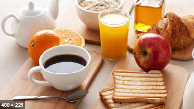 12 makanan yang baik untuk sarapan pagi.