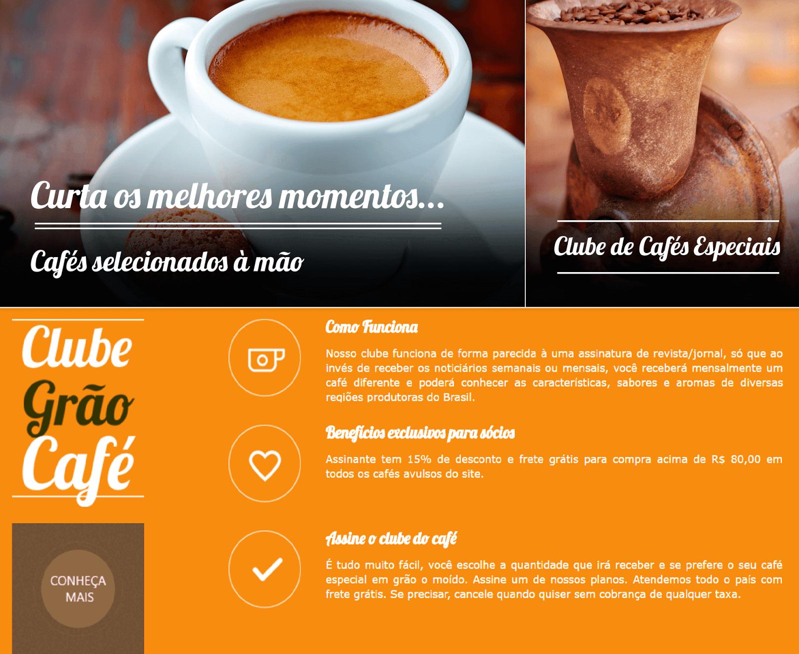 Resenha café