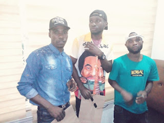 GX GOSSIP: King AD gets management deal with Xbeef CEO Xsquadmagazine & announces new project (See Photos)