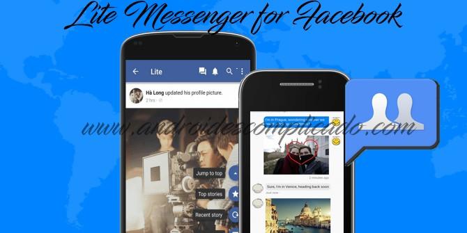 Messenger lite hack apk