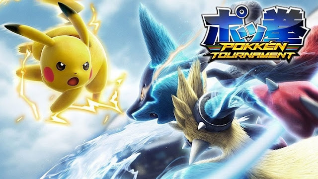 Pokken Tournament Download for PC