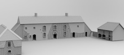 STRETCH GOAL £9500 LOCKED BONVILLE MANOR (wip PICTURES IN THE UPDATE) picture 2