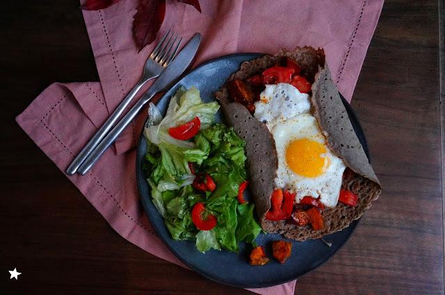galettes sarrasin glutenfree veggie