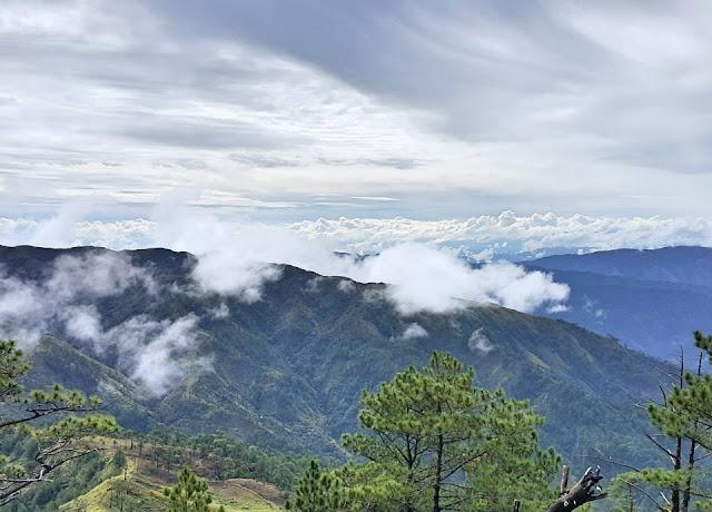 Great Morning at Mt. Ugo
