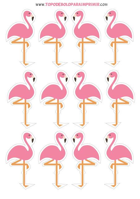 tubete flamingo