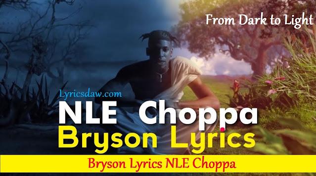 Bryson Lyrics NLE Choppa | From Dark to Light