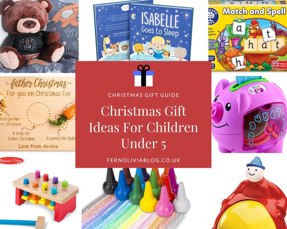 Christmas Gift Ideas For Children Under 5 2019 Ad Fern