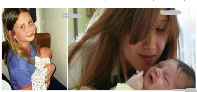 هذه هي أصغر جدّة في العالم.. وعمرها صادم! وعمر ابنتها مفاجئة!!