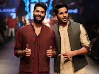 celebs at lakme fashion week