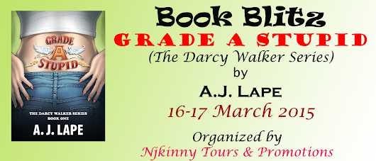 [Book Blitz + Giveaway] Grade A Stupid by A.J. Lape