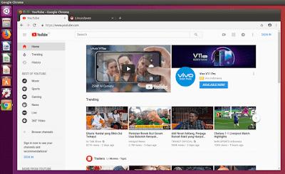 Google Chrome Ubuntu