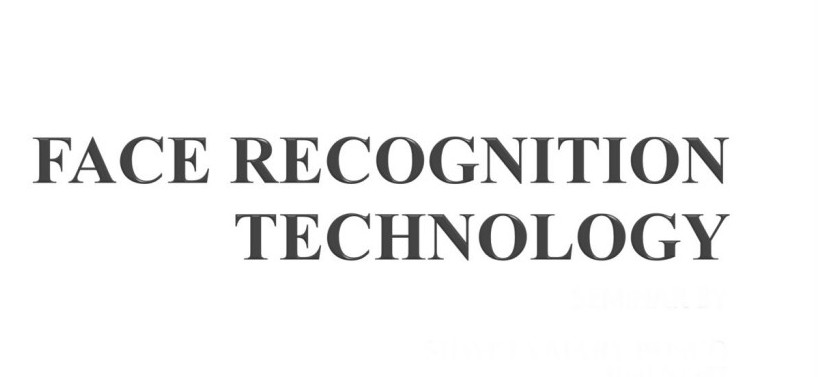 research papers on face recognition Strained face recognition in the wild, focusing on the prob-  clusions and discuss future research in sect 7  is the first paper that reports the improvement.