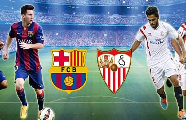 Watch the Barcelona and Seville match broadcast live today, Barcelona against Seville live today, Seville is an easy guest for Barcelona at Camp Nou, in the King's Cup for this season As it is scheduled today that Barcelona will host its opponent Sevil