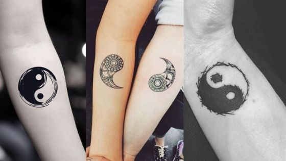 Yin Yang Tattoo Sleeve