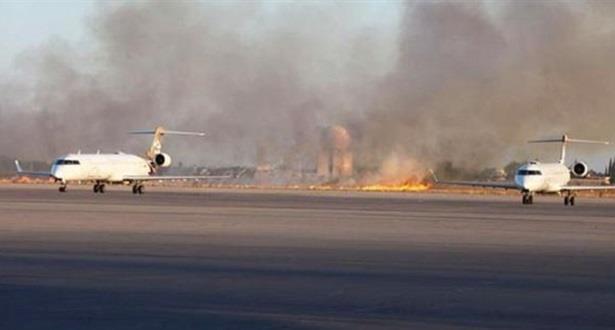 Quatre pèlerins blessés dans des tirs sur l'aéroport de Tripoli