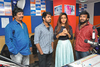 Shravya in skirt and tight top at Vana Villu Movie First Song launch at radio city 91.1 FM ~  Exclusive 126.JPG