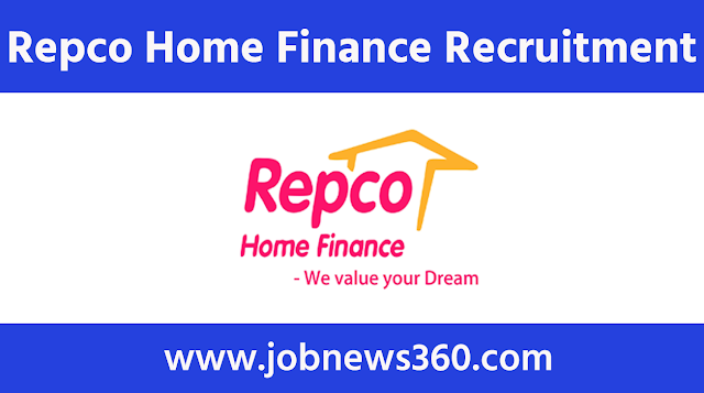 Repco Home Finance Recruitment 2021 for Direct Selling Trainee