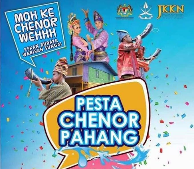 Pesta Chenor Pahang 2019 Kembali Lagi