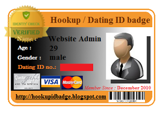 Hookup daters id
