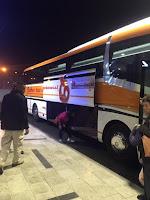 Bus to Jerusalem - Visiting the Holy Land