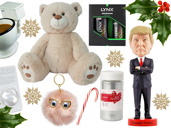 Gift ideas for people you don't like