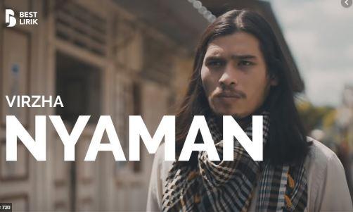 Chord Gitar Virzha - Nyaman