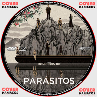PARASITOS - GISAENGCHUNG 2019 [COVER - DVD]