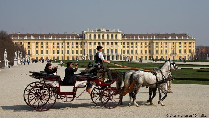 istana Schönbrunn
