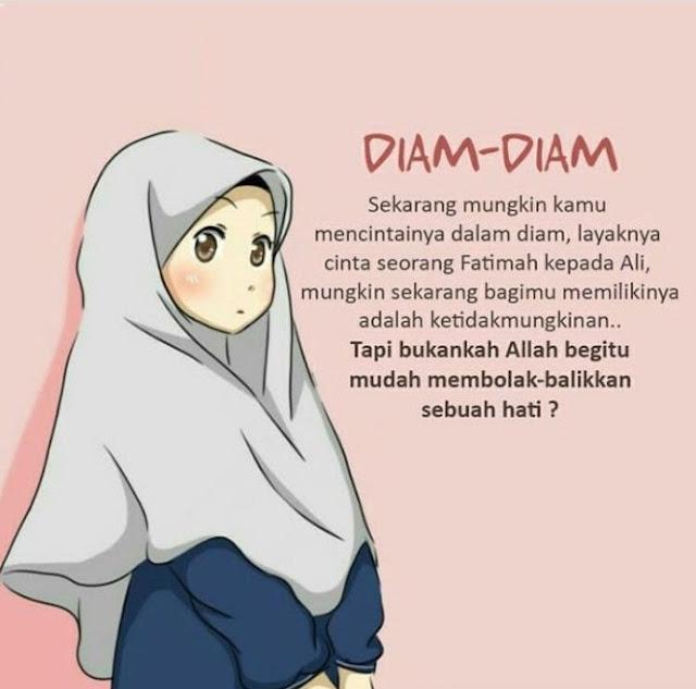 Kartun Muslimah Quotes