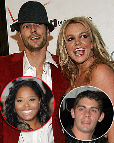 kevin federline and shar jackson relationship test