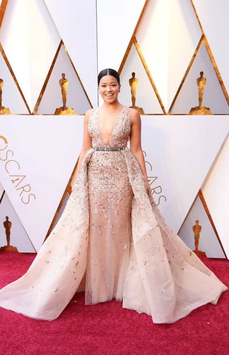 The best looks from the Oscars 2018 Gina Rodriguez