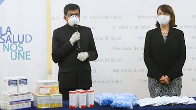 Minsa y la India trabajaran para revalorar la medicina tradicional peruana contra el Covid-19