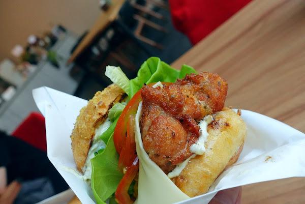 台南 之堡 Zhizhi Burger