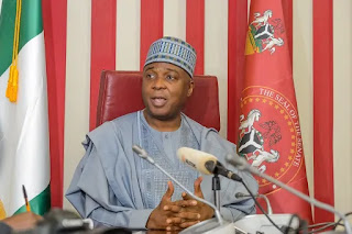 Politics: How God, my supporters made me dump APC for PDP – Saraki