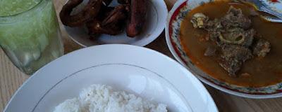 Kuliner Indonesia - Rumah Makan Hasan