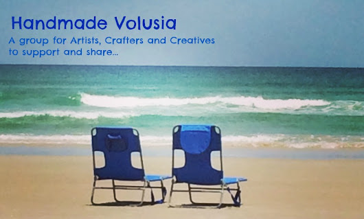 "Starting a FB Group ""HANDMADE VOLUSIA"" 5/15/2017"