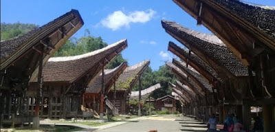 Tempat Wisata di Toraja